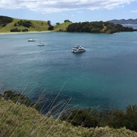 Photo taken at Bay of Islands by Crystal C. on 11/12/2014