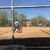 Photo taken at Guy Mason Field by Derek G. on 4/18/2015