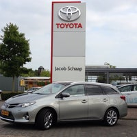 Photo taken at Toyota Jacob Schaap by Paul v. on 7/11/2013