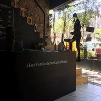 Foto tomada en The Barber's Spa México (Condesa) por A1ekx el 5/31/2018