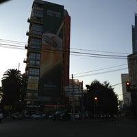 Photo taken at Av. Gral. Mariano Escobedo by A1ekx on 6/8/2013