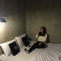 3/25/2016 tarihinde Jeanisukaziyaretçi tarafından Bed Station Hostel'de çekilen fotoğraf