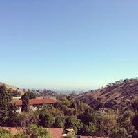 Снимок сделан в Hollywood Hills пользователем Angelina V. 8/6/2013