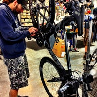 Photo taken at Livermore Cyclery by Nicole N. on 4/14/2013