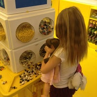 Photo taken at The LEGO Store by Nicole N. on 3/16/2013