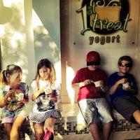 Photo taken at 1st Treat Yogurt by Nicole N. on 8/7/2013