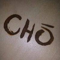 Photo taken at Restaurant Cho by Jason M. on 2/9/2014