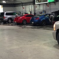 Photo taken at The Car Wash ذا كار ووش by mary H. on 2/16/2013