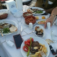 Foto scattata a Cunda Deniz Restaurant da Dilhun D. il 7/6/2016