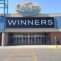 Photo taken at Quinte Mall by Anthony P. on 9/5/2013