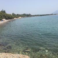 Foto tirada no(a) Datça Sahil por Şeref . em 5/5/2018