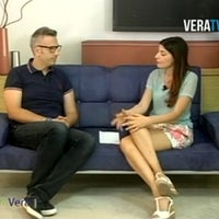 Photo taken at VeraTV by Massimo M. on 7/27/2013