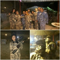 Photo taken at Adana Paintball by Fehime K. on 10/16/2016