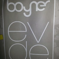 Photo taken at Boyner Evde by Nilgün D. on 2/7/2015