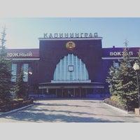 Photo taken at Остановка «Проспект Калинина — Южный вокзал» by Nina V. on 10/9/2015