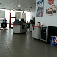 Photo taken at Discount Tire® Store by Paul on 12/14/2015