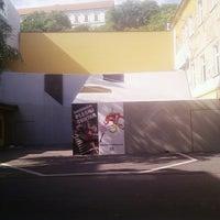 Photo taken at Zagrebački plesni centar (Zagreb dance center) by Ivan H. on 7/18/2013