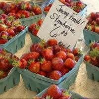 Photo taken at Trenton Farmers Market by Kassia B. on 5/9/2013