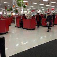 Photo taken at Target by Alow K. on 12/16/2013
