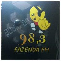 Photo taken at Radio 98,3 by Nathi F. on 7/29/2013
