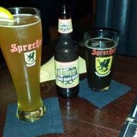 Photo taken at Sprecher's Restaurant & Pub by Dave P. on 5/19/2013