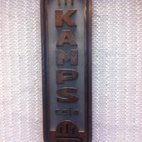 Photo taken at Kamps Cafe inside OU Childrens Hospital by Zach B. on 8/1/2013