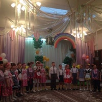 Photo taken at Детский сад #1417 by Milena A. on 3/6/2014
