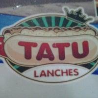 Photo taken at Tatu lanches by Mariana B. on 6/1/2014