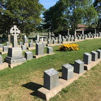 Photo taken at Titanic Graves (Fairview Lawn) by Joe P. on 8/11/2017