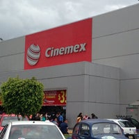 Photo taken at Cinemex by Israel C. on 7/7/2013