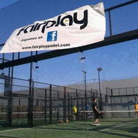 Photo taken at Fairplay Padel by Joan J. on 7/24/2013
