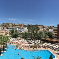 Photo taken at Globales Playa Santa Ponca by Jolin H. on 6/25/2016
