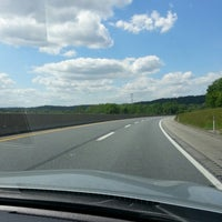Photo taken at Pennsylvania Turnpike by Anne on 6/5/2014