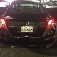 ... Photo Taken At Crown Honda Greensboro By Taylor L. On 7/1/2013 ...