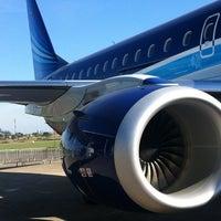 Photo taken at Expo Aero Brasil by Vivian S. on 7/12/2013