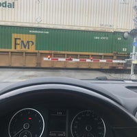 Photo taken at Stuck At The Train by Yenui on 3/19/2018