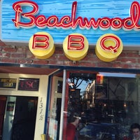 Photo taken at Beachwood BBQ by John T. on 1/19/2013
