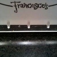 Photo taken at Pizzaria Francesco's by Sylvia A. on 9/16/2012
