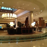 Photo taken at Sheraton Dammam Hotel & Convention Centre by Ali B. on 9/30/2012