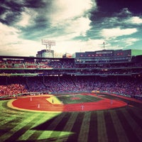 Photo prise au Fenway Park par John K. le6/30/2013