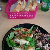 Photo taken at Sea food Furia by Daniel on 6/22/2014
