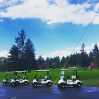 Photo taken at Avondale Golf Club by Krista A. on 1/14/2017