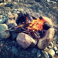 Photo taken at Пляж by Елена К. on 7/15/2014