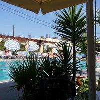 Photo taken at Summer Time Village Corfu by Kavics on 6/23/2013