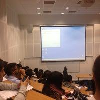 Photo taken at University of Brighton by Rashoo B. on 9/16/2013