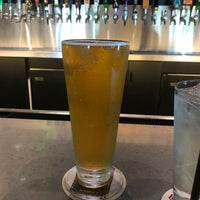 Photo taken at BJ's Restaurant & Brewhouse by Amie R. on 10/30/2017