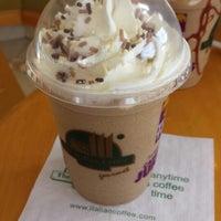 Photo taken at The Italian Coffee Company by Mireya C. on 11/29/2014