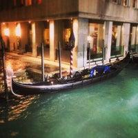 Photo taken at Gondola by Edgardo M. on 3/22/2014