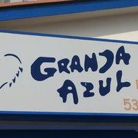 Photo taken at La Granja Azul by Eileen M. on 1/13/2013