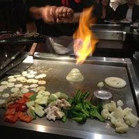 Photo taken at Sushi Itto by Servando M. on 7/29/2013